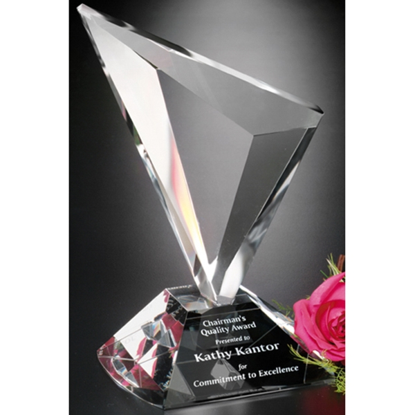 Promotional Genesis Crystal Award