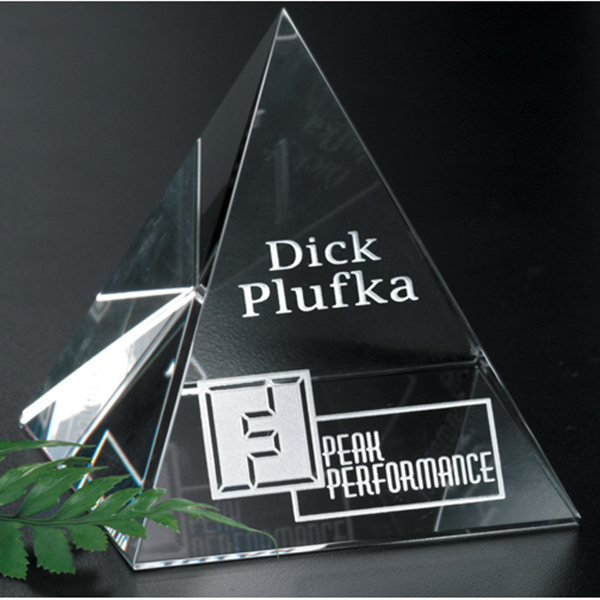 Custom Pyramid Award