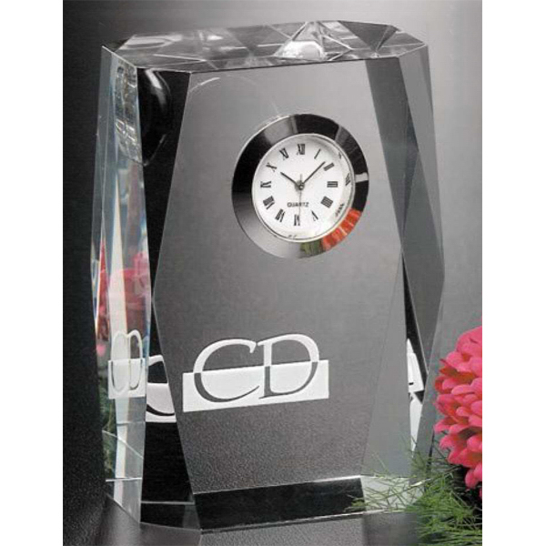 Printed Dunbar Optical Clock Award