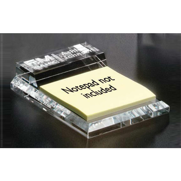 Imprinted Kelsey Notepad Holder