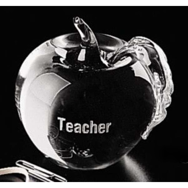 Promotional Apple Paperweight
