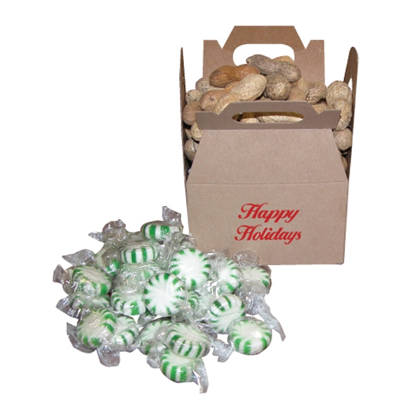 Promotional 1/3 lbs of mints