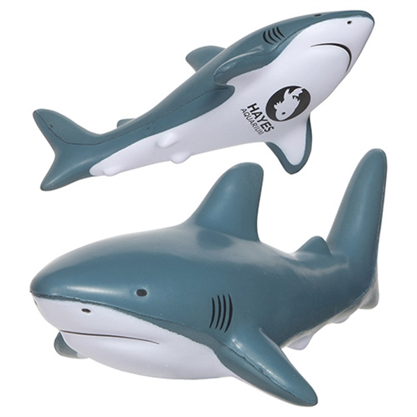 Customized Shark Stress Reliever