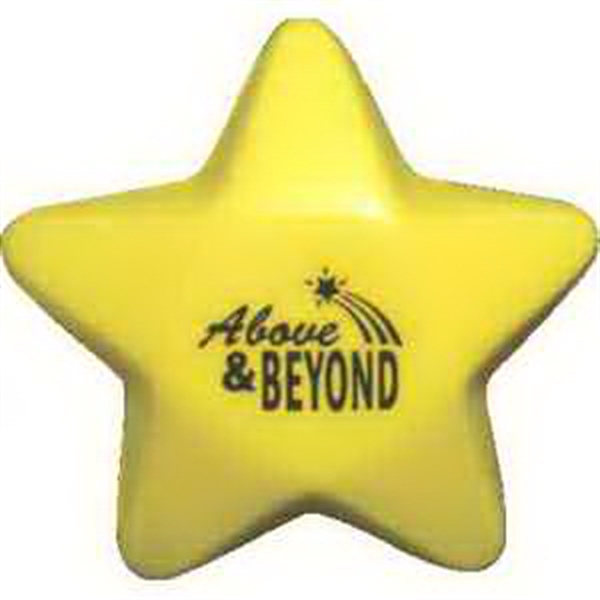 Personalized Star Magnet Stress Reliever