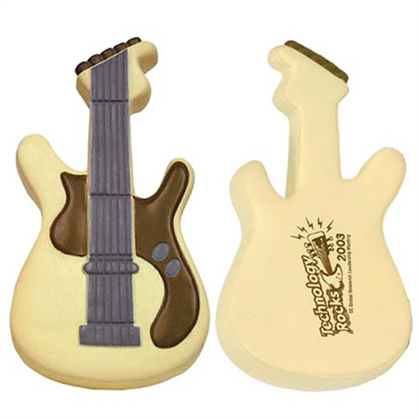 Custom Electric Guitar Stress Reliever