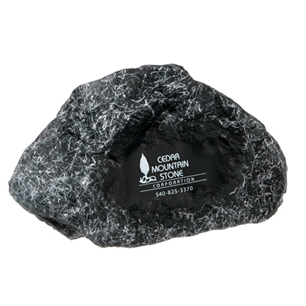 Promotional Marbled Rock Stress Reliever