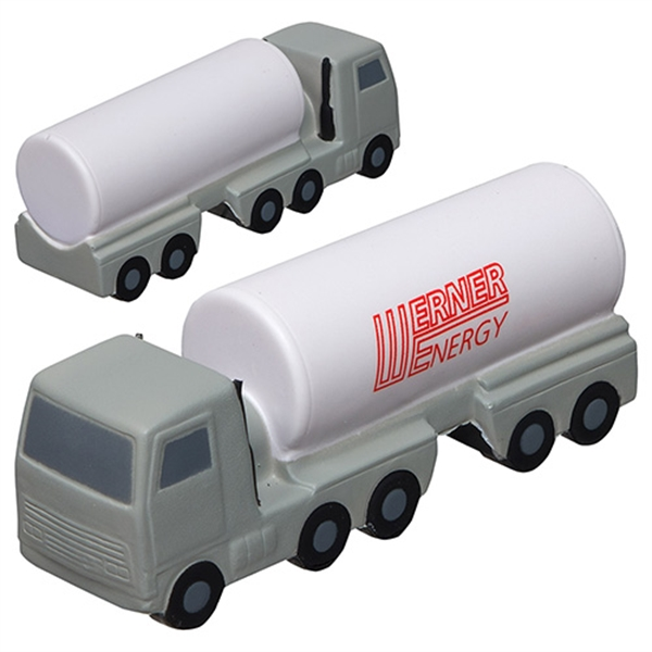 Customized Oil Tanker Stress Reliever