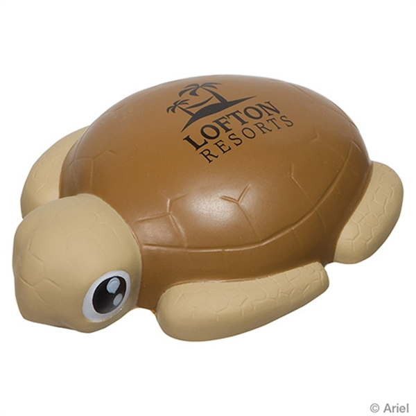 Printed Sea Turtle Stress Reliever