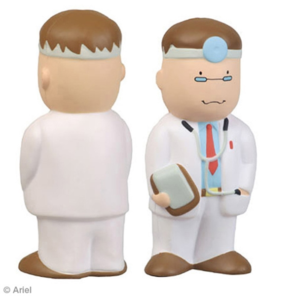 Printed Doctor Stress Reliever
