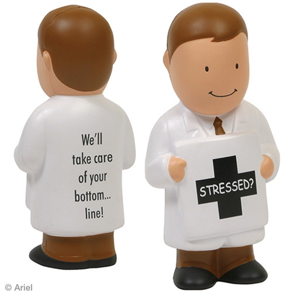 Printed Physician Stress Reliever