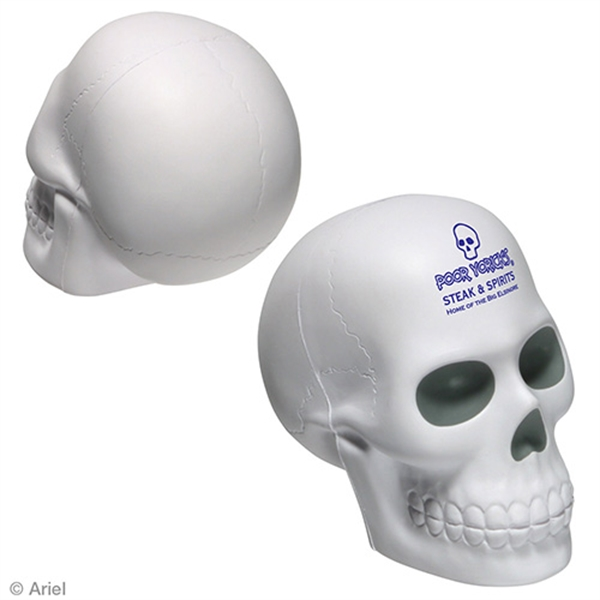 Customized Skull Stress Reliever