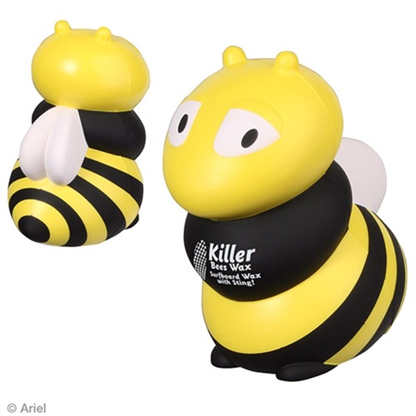 Customized Bee Stress Reliever