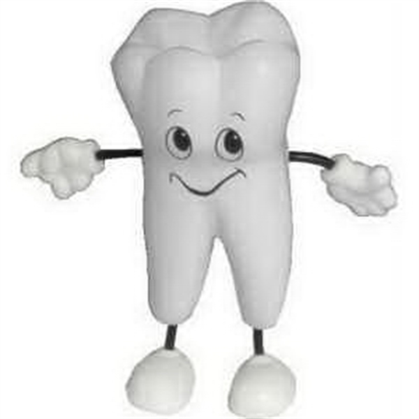 Personalized Tooth Figure Stress Reliever