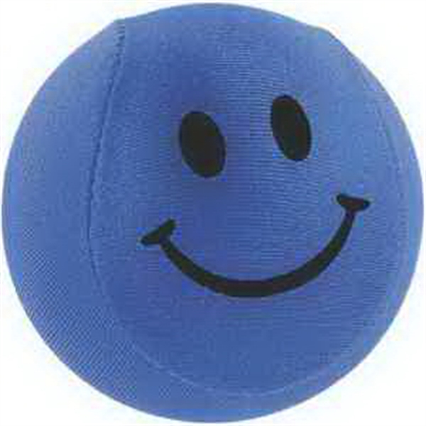 Personalized Fabric Round Stress Ball