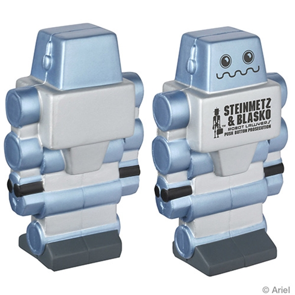 Imprinted Robot Stress Reliever