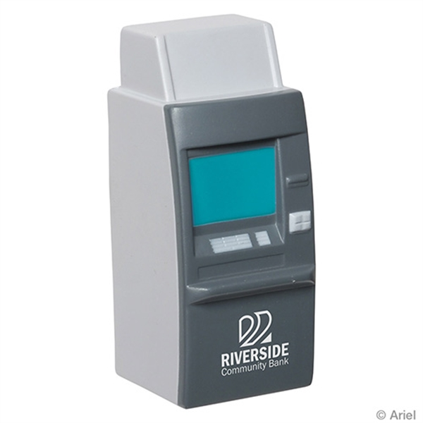 Printed ATM Machine Stress Reliever
