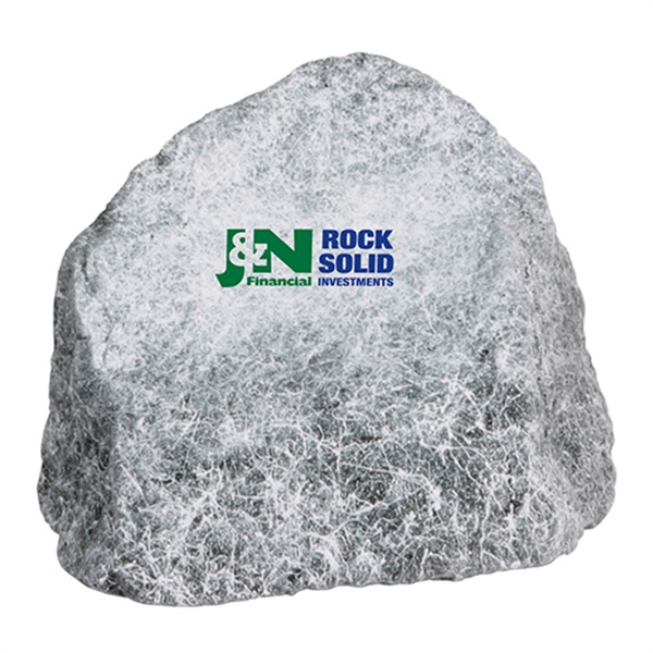 Printed Granite Rock Stress Reliever