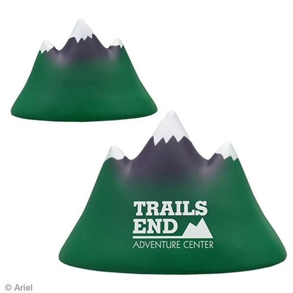 Customized Mountain Peak Stress Reliever