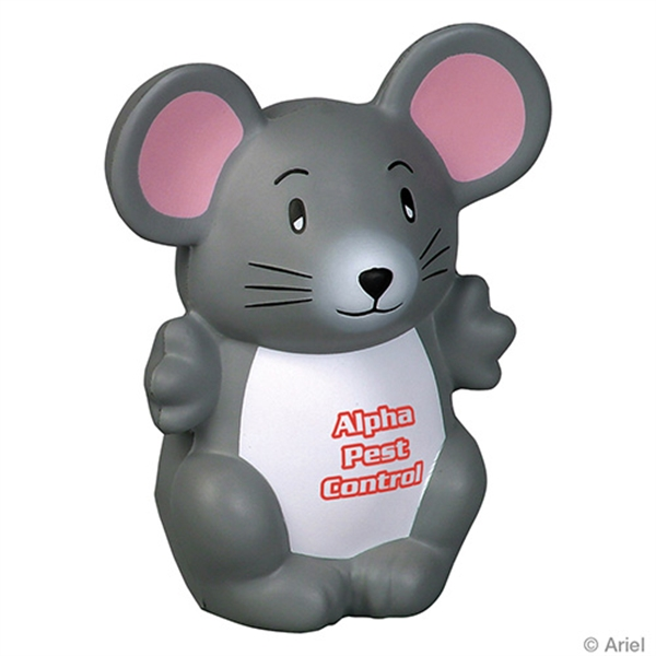 Promotional Mouse Stress Reliever