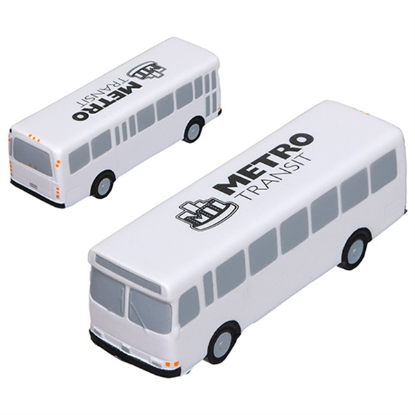Promotional Metro Bus Stress Reliever