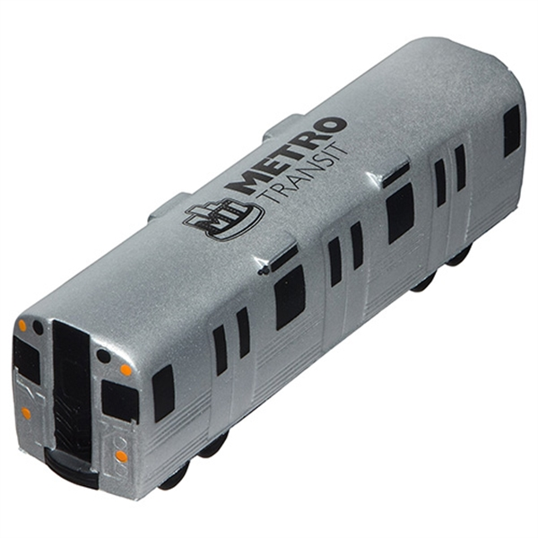 Promotional Metro Train Stress Reliever