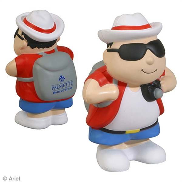 Promotional Tourist Stress Reliever