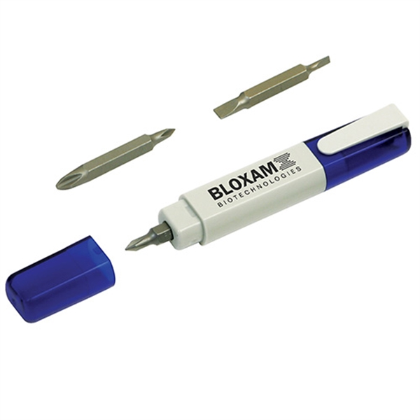 Promotional Quick Fix Screwdriver Pen