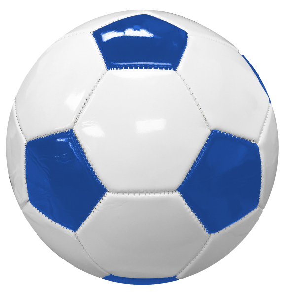Custom Full Size Synthetic Leather Soccer Ball