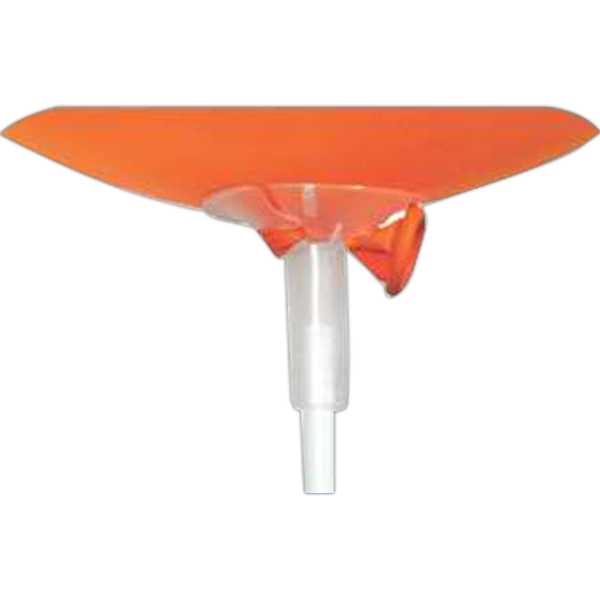 Imprinted Balloon Cup For Stick