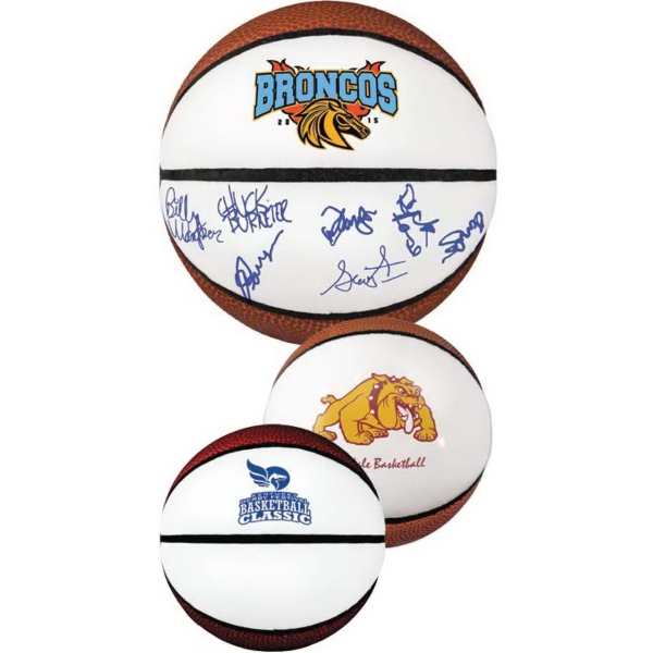 Personalized Mini Signature Basketball