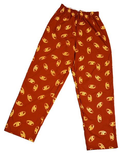 Printed Scrub Pants