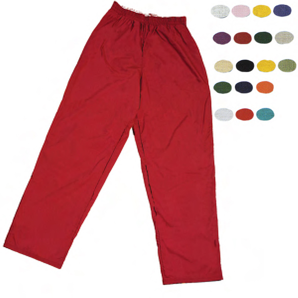 Imprinted Scrub Pants