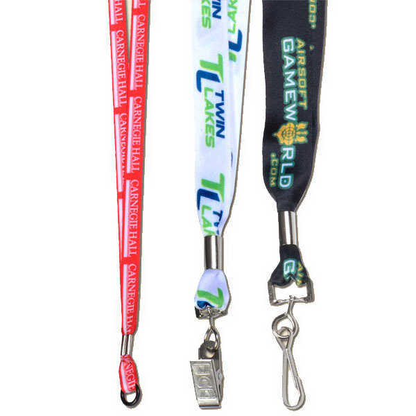 Personalized Sublimated Lanyard