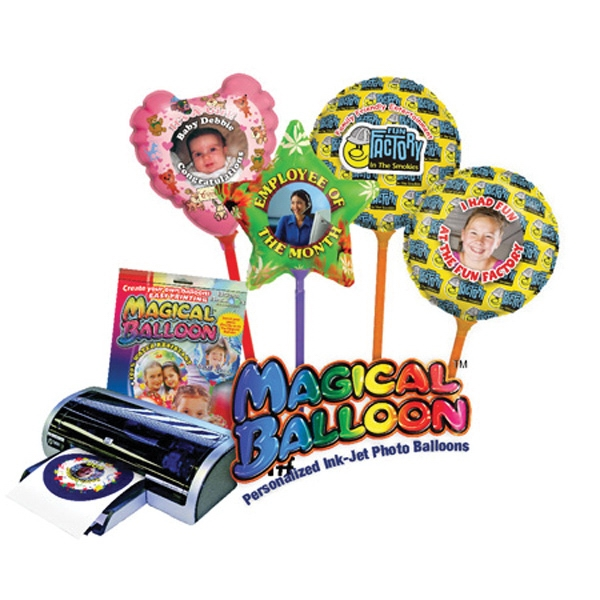 Customized Star Magical Balloon 10 Packs