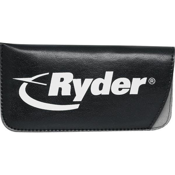 Personalized Black Standard Vinyl Slip Case