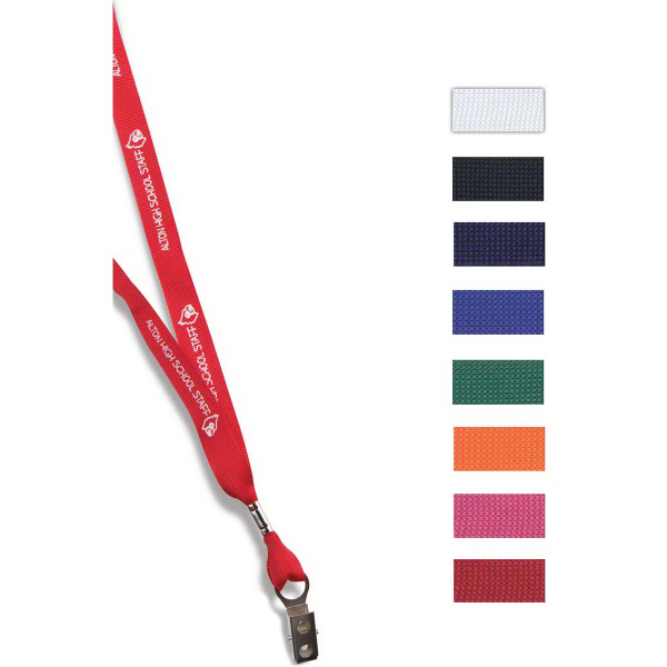 Personalized Super Value Lanyard