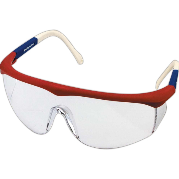 Personalized Hero Safety Glasses