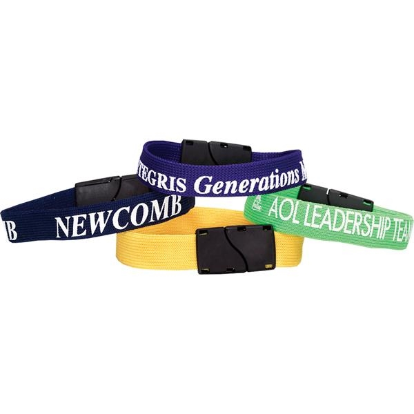 Custom Nylon Elastic Wristband