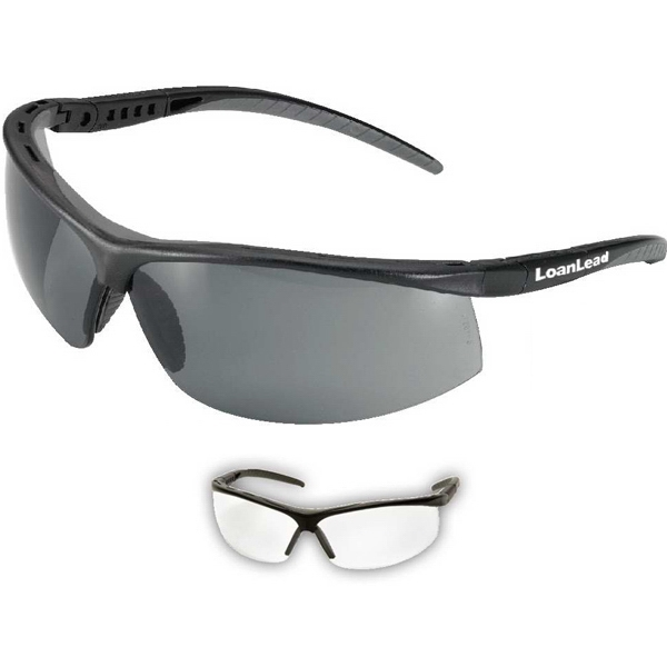 Imprinted Pacifica Safety Glasses
