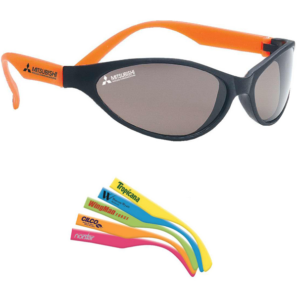 Printed Flexible Sunglasses