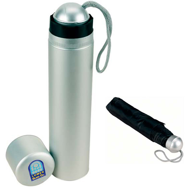 Promotional Mini Umbrella with Metal Tube