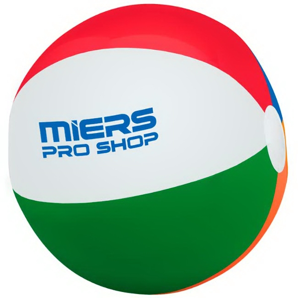 Personalized Beach Ball