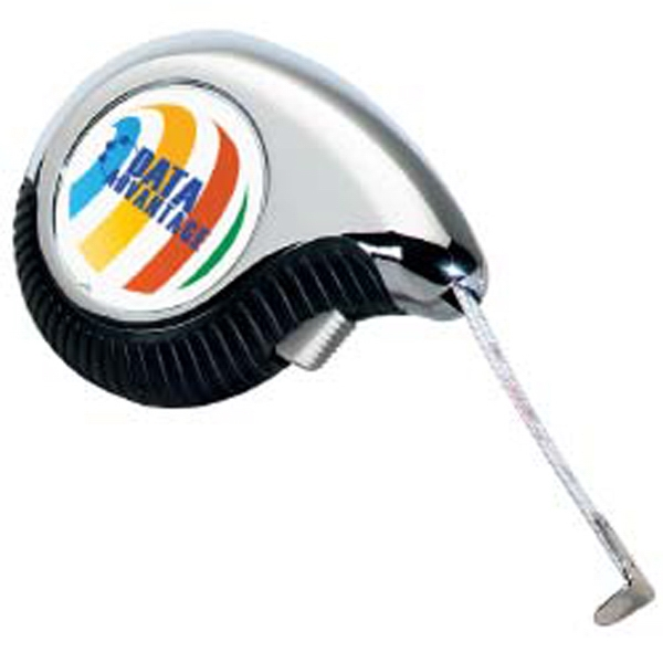 Imprinted 10' Ergonomic Teardrop Tape Measure