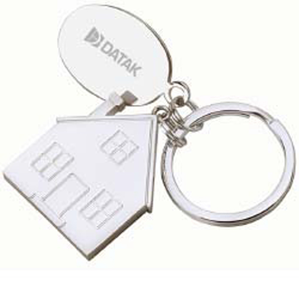 Promotional House Tag Key Holder