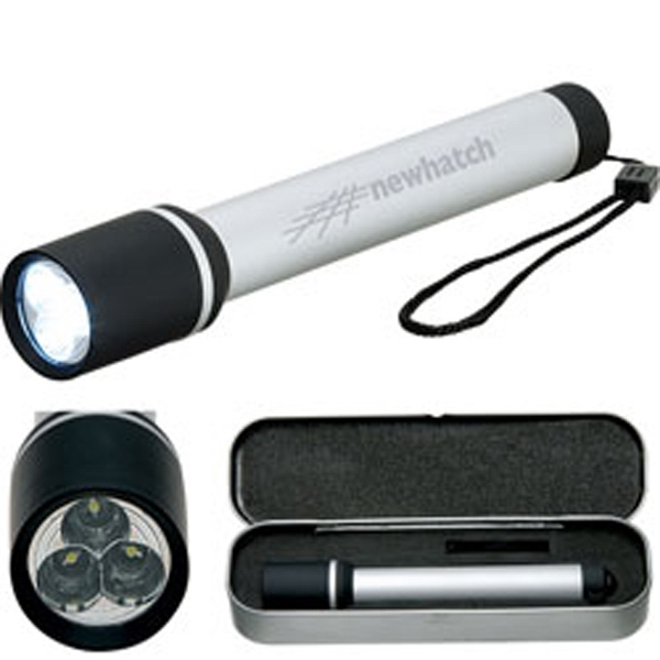 Imprinted Daedalus LED Flashlight