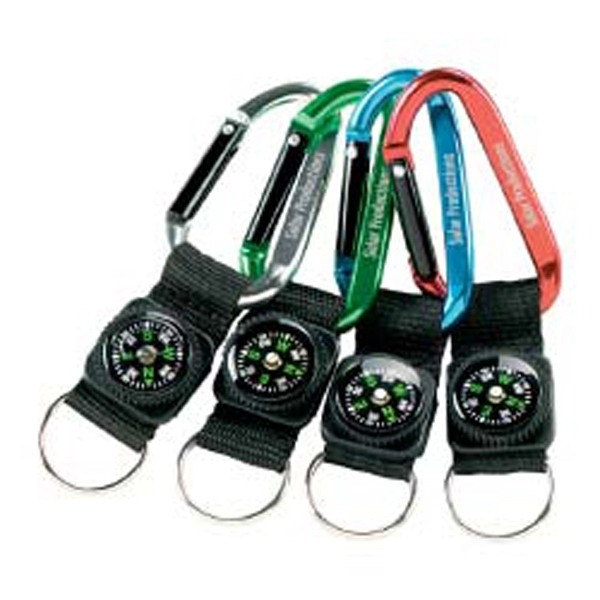 Customized Navigating Carabiner