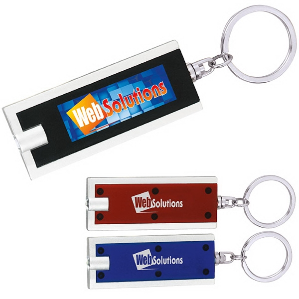Printed Rectangle LED Key Light