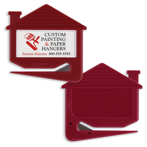 Promotional Zippy (R) House letter opener