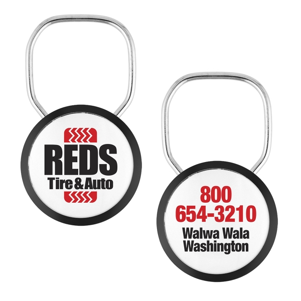Promotional Super Maxi Showring Key Tag