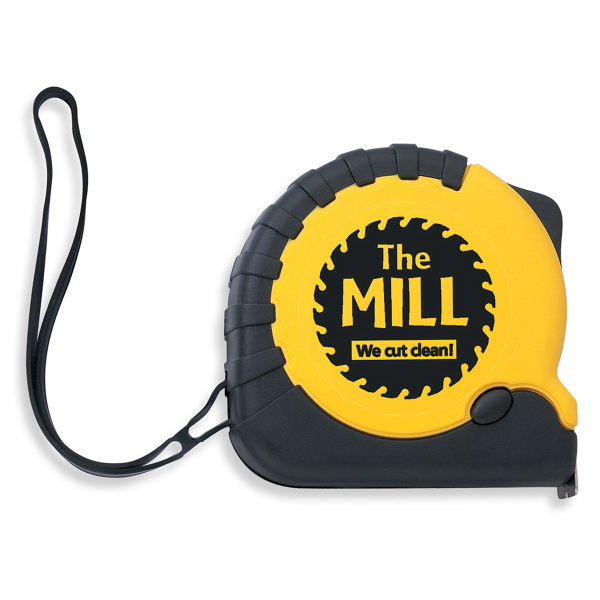 Imprinted 25 Ft. Pro Tape Measure